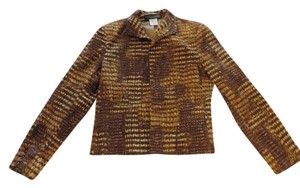 Harve Benard Top Gold/Brown