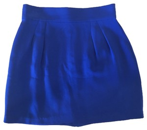 Naven Mini Skirt Blue