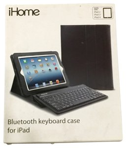 iHome iHome Bluetooth Keyboard Case for iPad