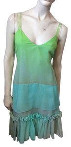 Jonathan Saunders short dress Multicolor on Tradesy