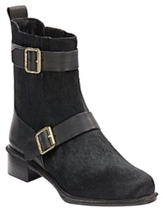 Rachel Zoe Pony Riding Black Boots