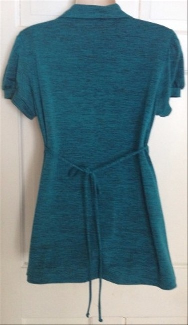 Speechless Top Teal