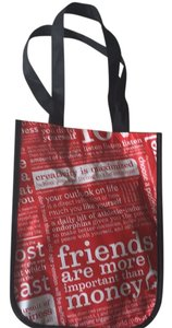 Lululemon Lululemon Reusable Bag With Snap Closure