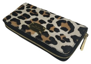Michael Kors Wallet Calf Hair Sale Leopard Haircalf/Suntan Clutch