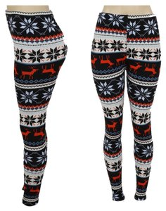 TD COllection Winter Warm Multy Leggings