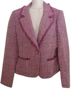 Star City Pink Blazer