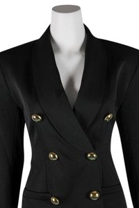 Tahari Elegant Military Chic Tailored blazer dress suit by Tahari. 100% wool. Double breasted.