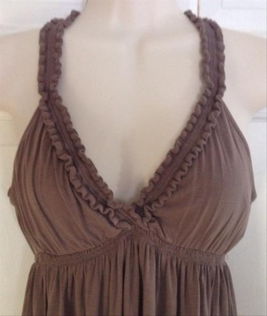 Victoria's Secret Top Light Brown