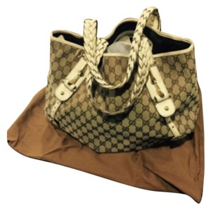 Gucci Vintage Monogram Speedy Shoulder Bag