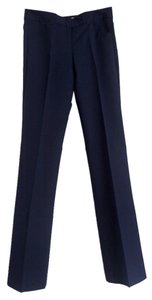 Theory Straight Pants Navy