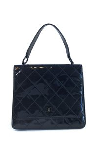 Chanel Vintage Satchel in Black