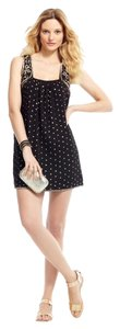Calypso St. Barth short dress Black on Tradesy
