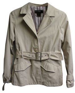 Outer Edge Stylish Tan Jacket