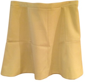 J.Crew Skirt Bright Yellow