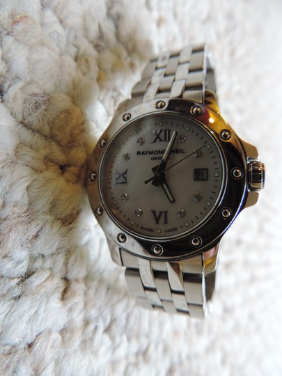 Raymond Weil Raymond Weil Tango with Diamond Marker and Mother of Pearl Dial