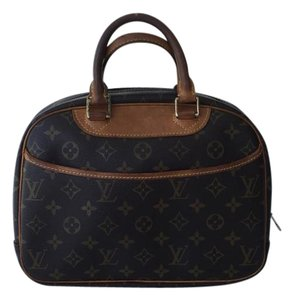 Louis Vuitton Trouville Satchel in Monogram