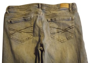 Aéropostale Denim Boot Cut Jeans-Medium Wash