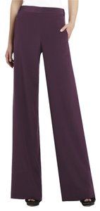 BCBGMAXAZRIA Wide Leg Pants Port