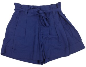 Gap Jean Skirt Mini Shorts Blue
