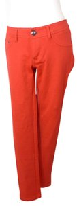 Express Colored RED Leggings