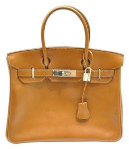 Hermès Hermes Hermes Birkin Satchel in Brown