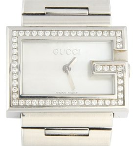 Gucci Gucci Diamond G Watch