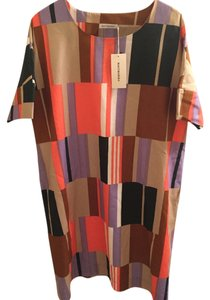 Marimekko short dress Multi Colored on Tradesy