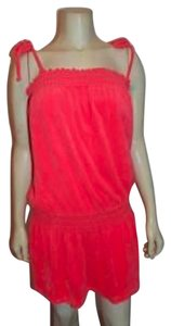 Juicy Couture short dress PINK Size Medium Salmon P121 on Tradesy