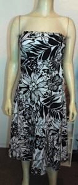 Gap Floral Size 6 P117 Dress