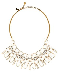 Kate Spade Amazing Price! Kate Spade Vegas Jewels Bib Necklace NWT Stylish Yet Classic Crystal Statement