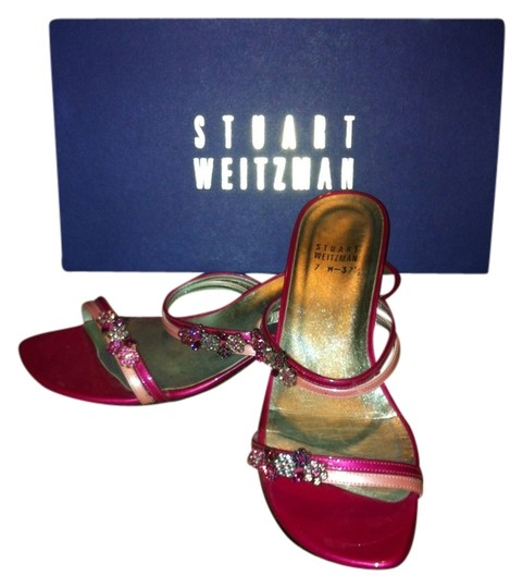 Preload https://item4.tradesy.com/images/stuart-weitzman-magentapink-astorfuchsia-quasar-formal-shoes-size-us-7-825553-0-0.jpg?width=440&height=440
