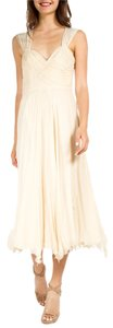 Max Mara Chiffon Silk Dress