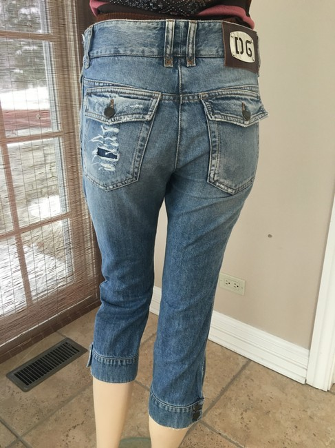 Other Capri/Cropped Pants blue