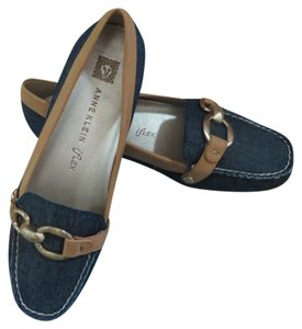 Anne Klein Denim Platforms