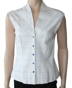 Trussardi Leather Vest