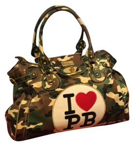 Paul's Boutique Satchel in Camo