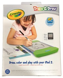 Griffin Griffin Technology Crayola Trace & Draw for iPad 2