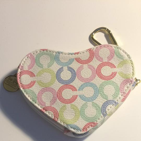 Coach Wristlet in Water Color