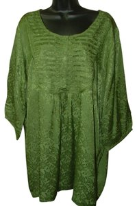 April Cornell Jacquard Tunic