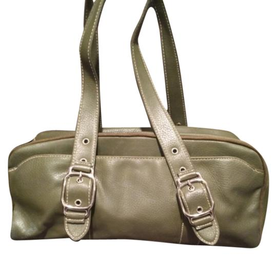 Preload https://img-static.tradesy.com/item/8262517/st-john-bay-med-3-section-satchel-green-faux-leather-shoulder-bag-0-2-540-540.jpg