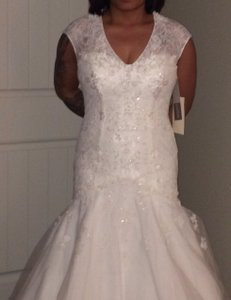 Melissa Sweet Ms251005 Wedding Dress
