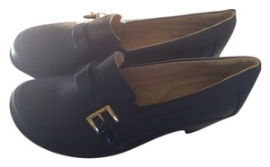 Comfortview navy Mules