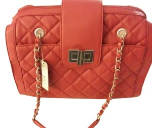 Apt. 9 / Strapssilver Hardware Quilted Shoulder Bag