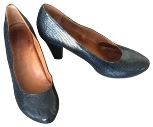 Gentle Souls Black Patent Pumps