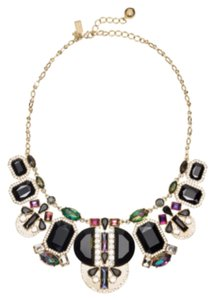 Kate Spade KATE SPADE ART DECO GEMS STATEMENT NECKLACE