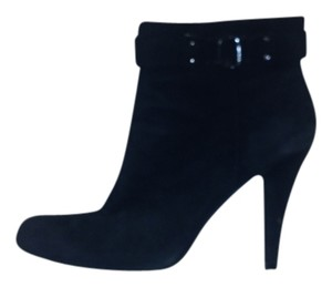 Enzo Angiolini Ankle black suede Boots