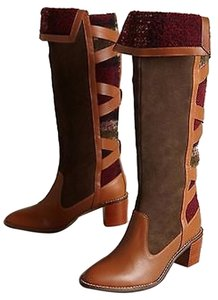Anthropologie Schuler Sons Wheat Ridge Boots