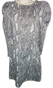 Other short dress Snakeskin on Tradesy