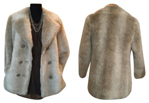 Faux Fur Coat Fur Coat