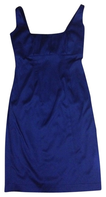 Preload https://item1.tradesy.com/images/calvin-klein-blue-stretchy-satin-short-cocktail-dress-size-4-s-827125-0-0.jpg?width=400&height=650